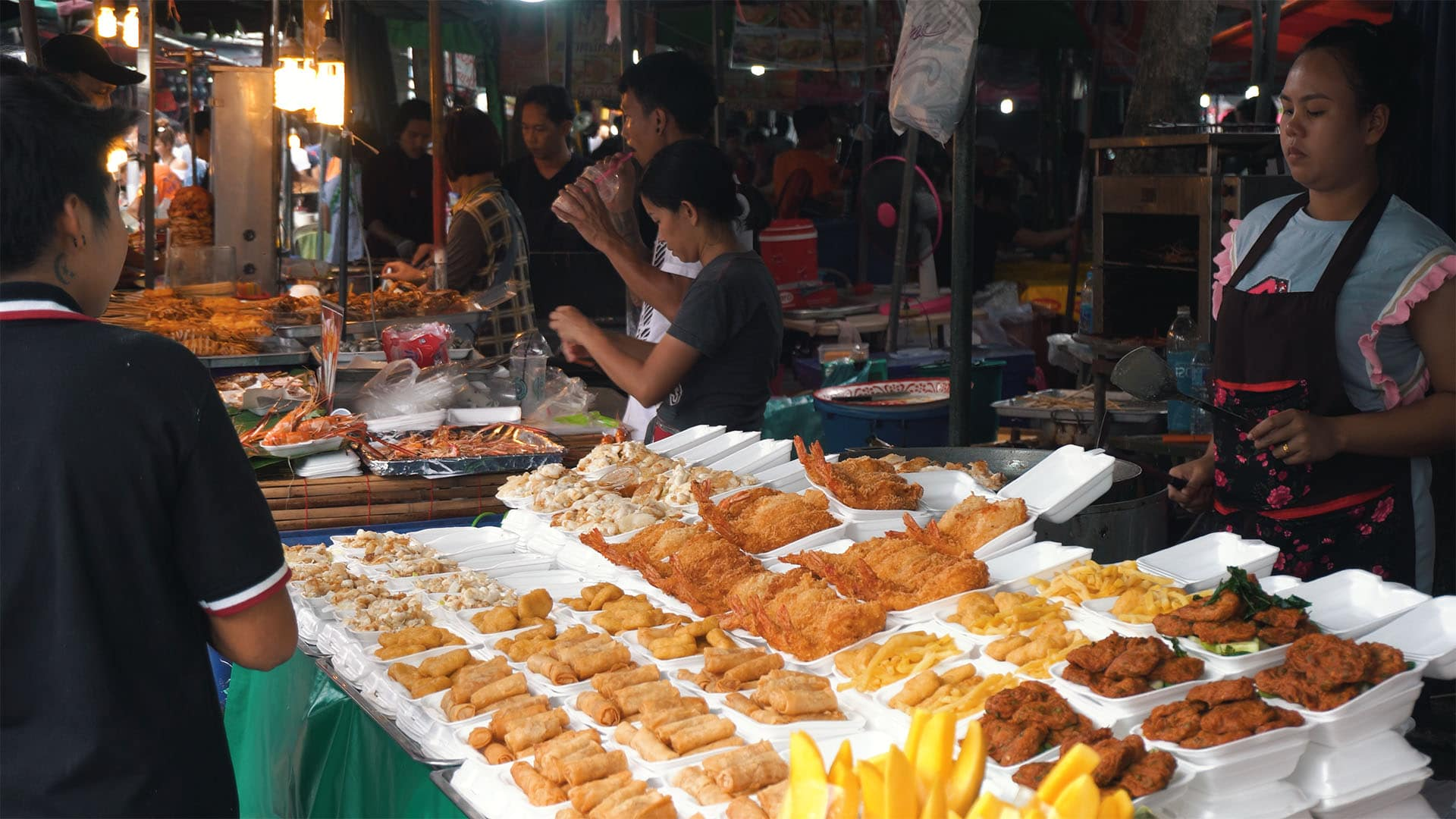 Chatuchak Weekend Market Street Food