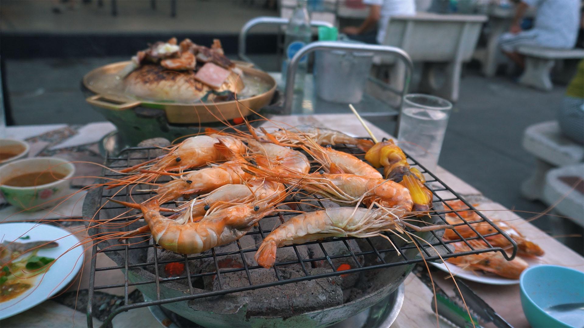 Mookata Seafood