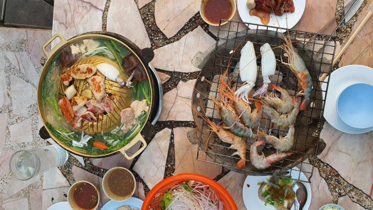 Mookata Thai BBQ