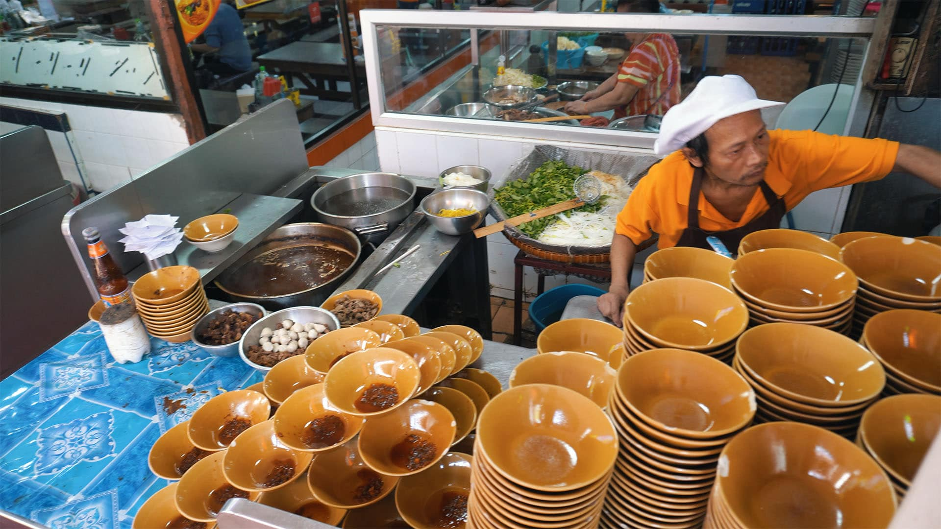 Pa Yak Boat Noodles Bangkok