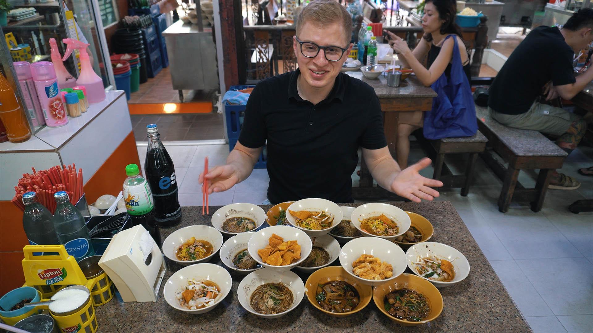 Pa Yak Boat Noodles Restaurant