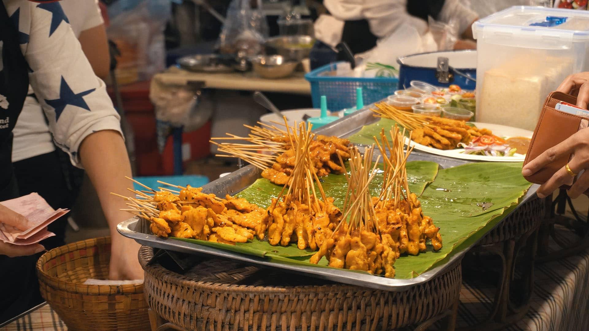 Tamarind Market in Hua Hin